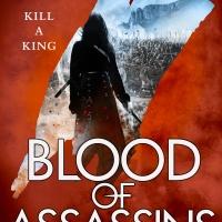 Blood of Assassins by                              R. J. Barker