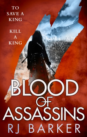 Blood of Assassins Cover