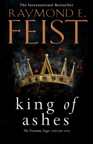 King of Ashes Cover