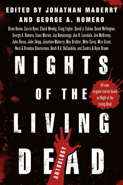 Nights of the Living Dead Cover