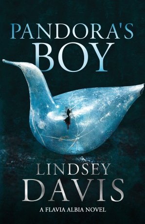 Pandora's Boy Cover