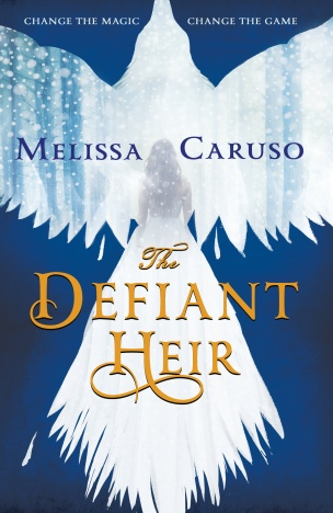 The Defiant Heir Cover
