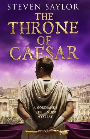 The Throne of Caesars Cover