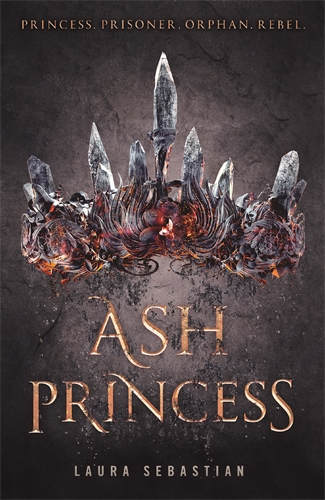 Ash Princess Cover