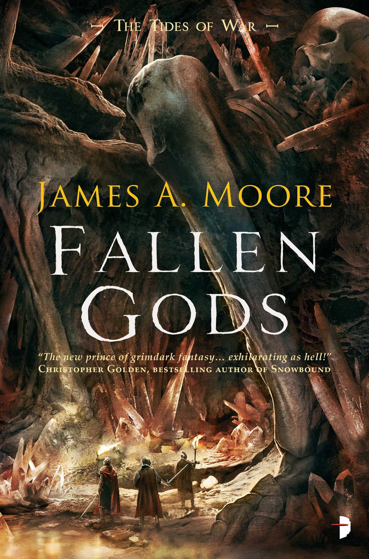 Fallen Gods Cover