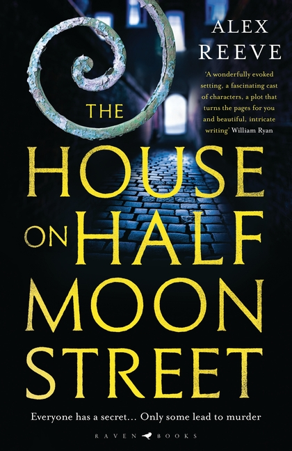 The House on Half Moon Street Cover