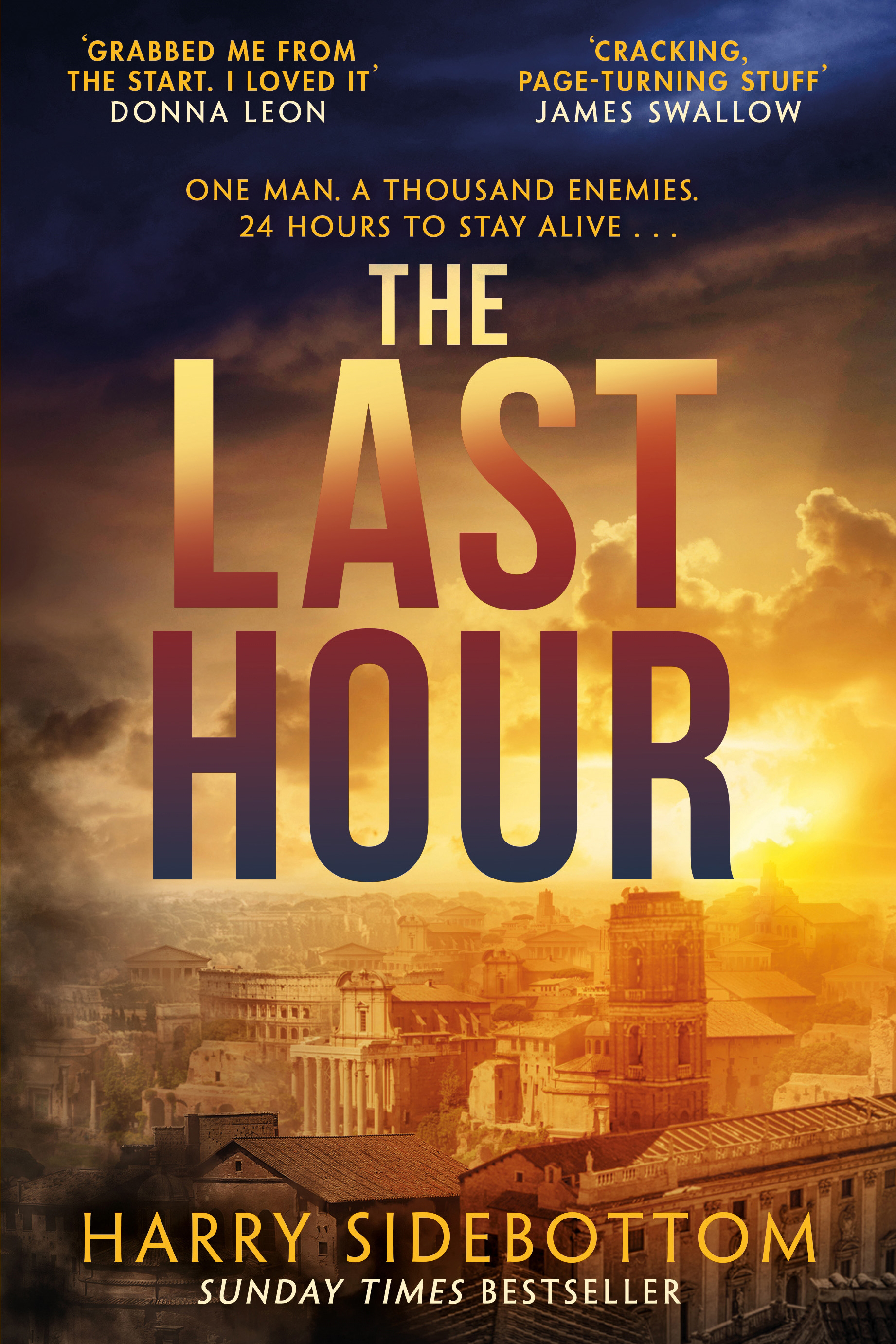 The Last Hour Cover