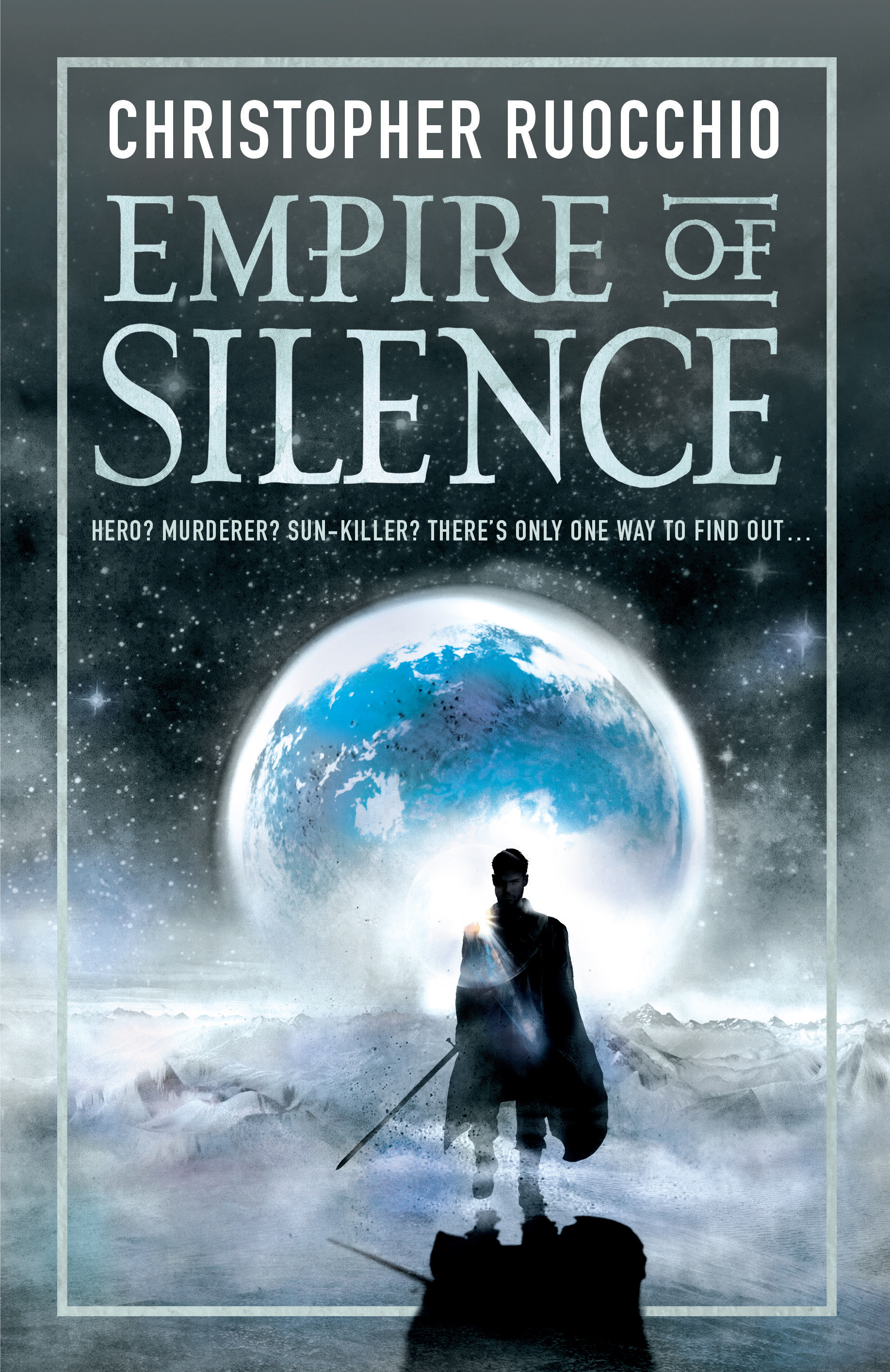 Empire of Silence Cover