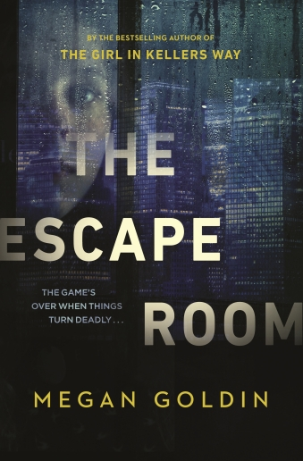 The Escape Room Cover