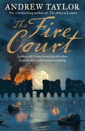 The Fire Court Cover