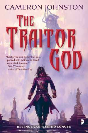 The Traitor God Cover