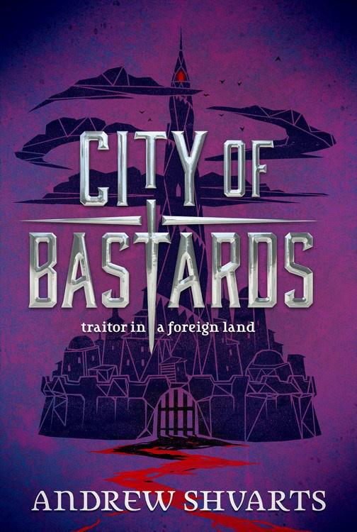 City of Bastards Cover