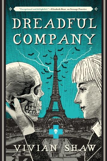 Dreadful Company Cover