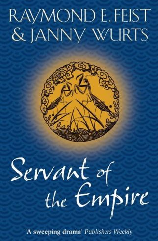 Servant of the Empire Cover