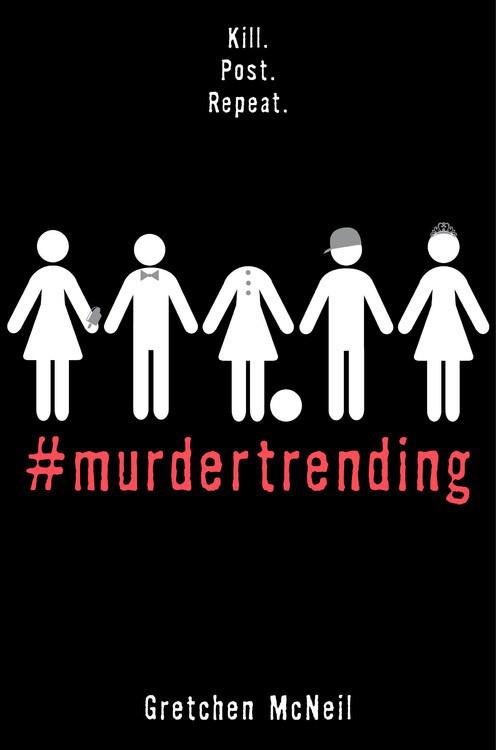 #MurderTrending Cover