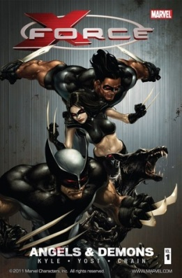 X-Force Volume 1 Cover