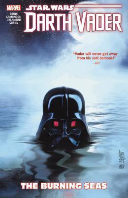 Darth Vader - The Burning Seas Cover