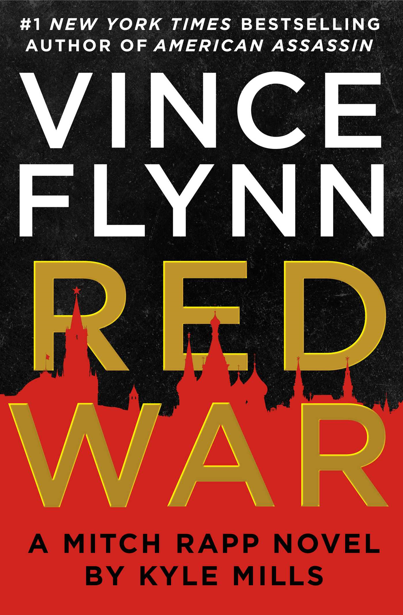 Red War Cover