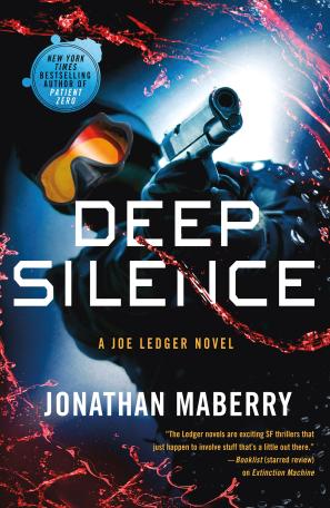 Deep Silence Cover
