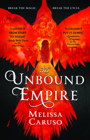 The Unbound Empire Cover (WoW)