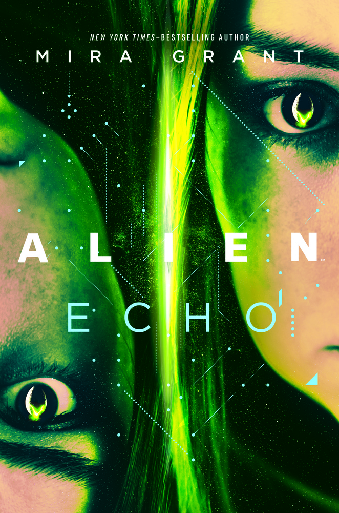 Alien Echo Cover
