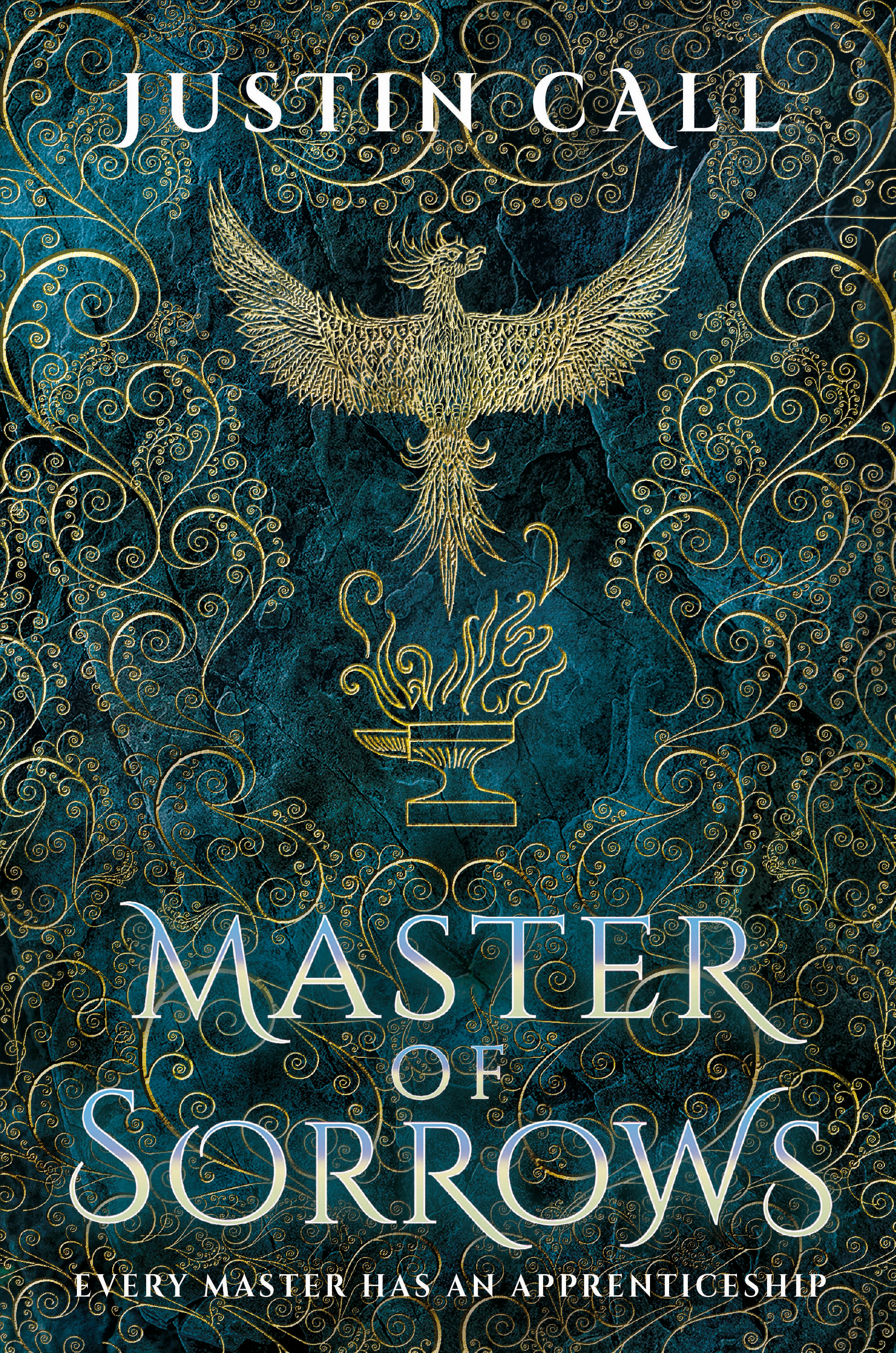 Master of Sorrows Cover