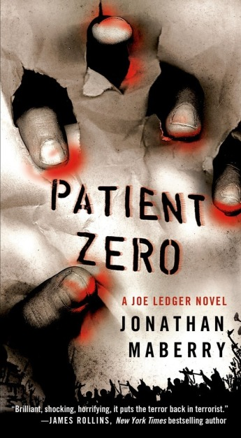 Patient Zero Cover