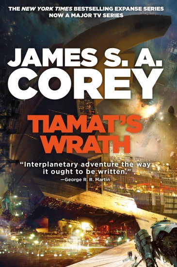 Tiamat's Wrath Cover