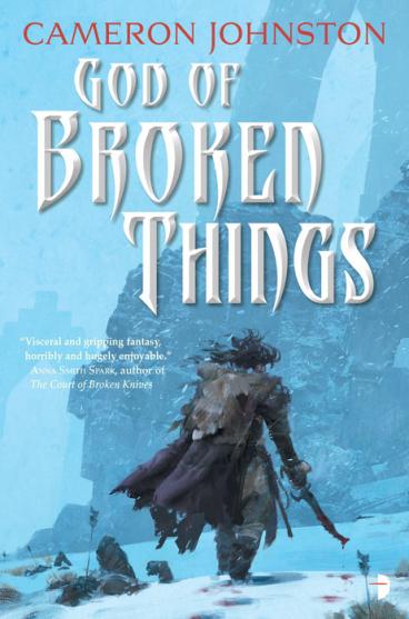 god of broken things cover