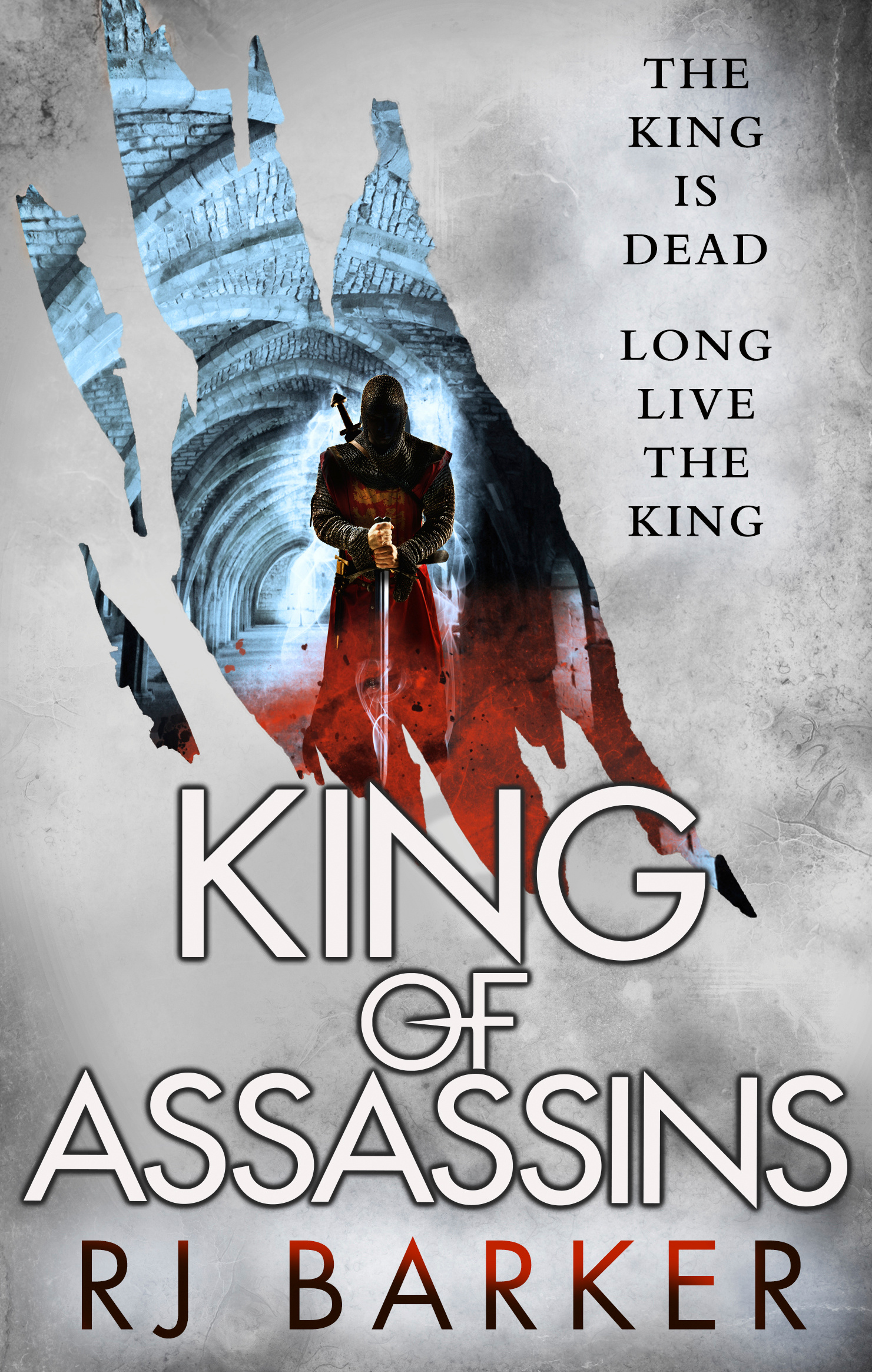 king of assassins cover