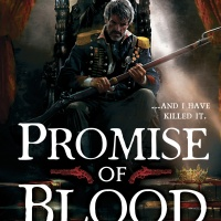 Throwback Thursday - Promise of Blood by Brian McClellan
