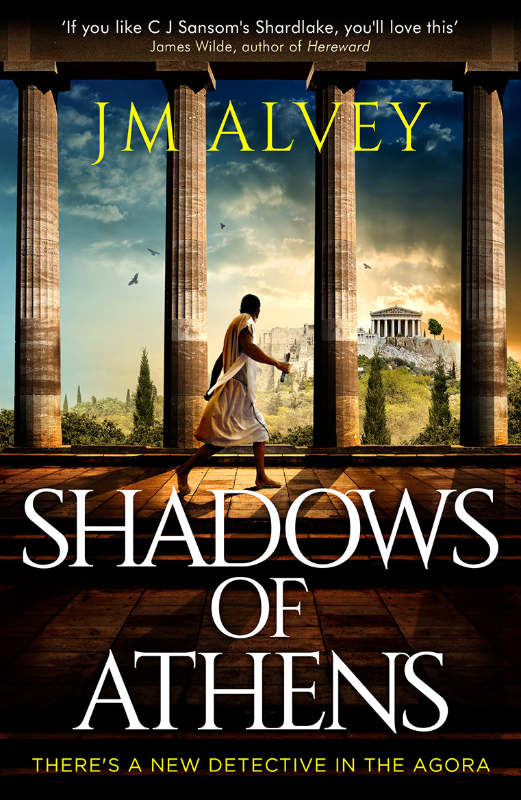 shadows of athens cover