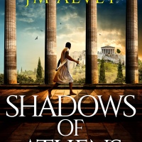 Waiting on Wednesday - A Capitol Death and Shadows of Athens