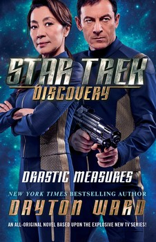 Star Trek Discovery Drastic Measures Cover.jpg