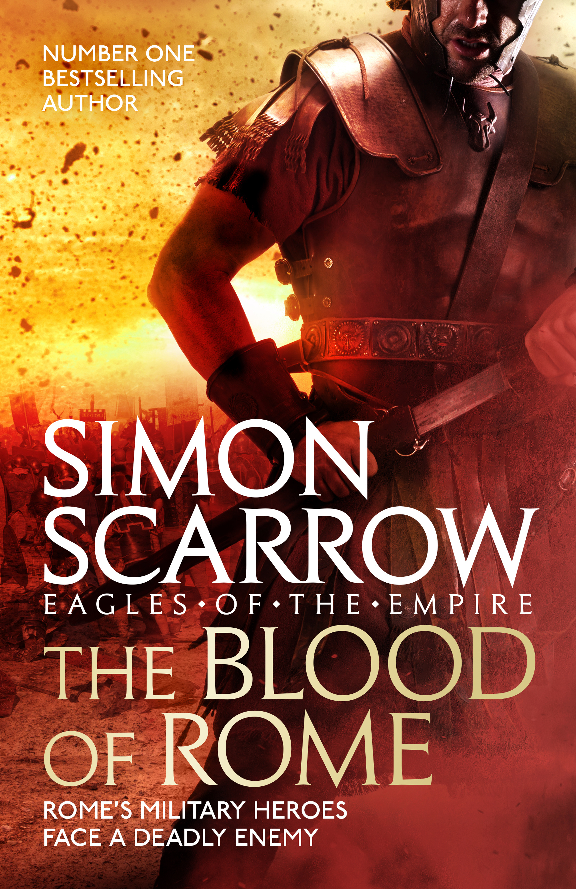the blood of rome cover