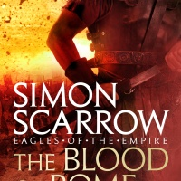 The Blood of Rome by Simon Scarrow