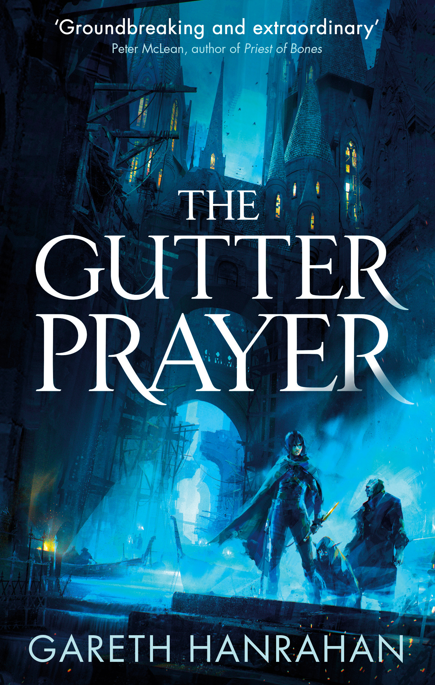 the gutter prayer cover