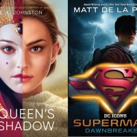 Waiting on Wednesday - Queen's Shadow and Superman: Dawnbreaker
