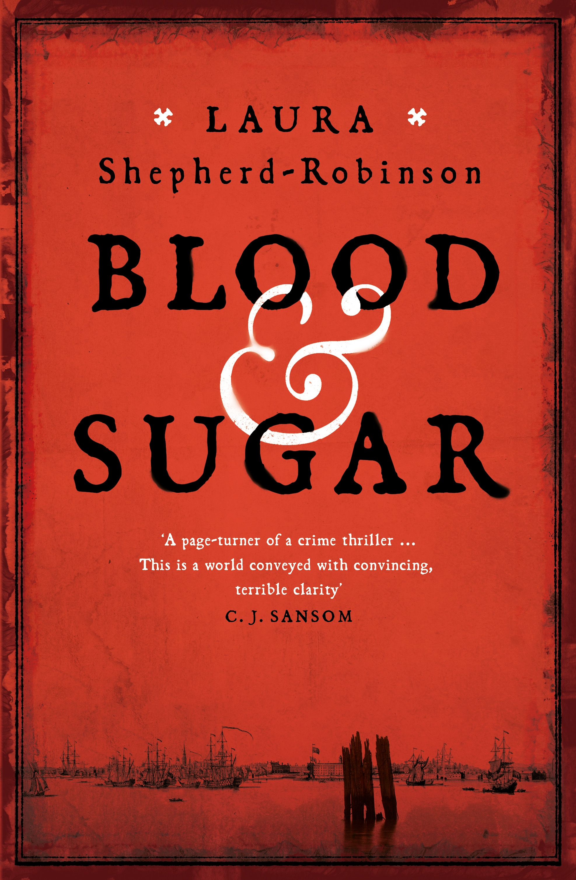 Blood & Sugar Cover