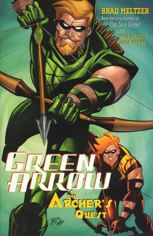 Green Arrow Archer's Quest