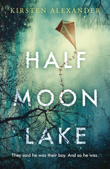 Half Moon Lake Cover