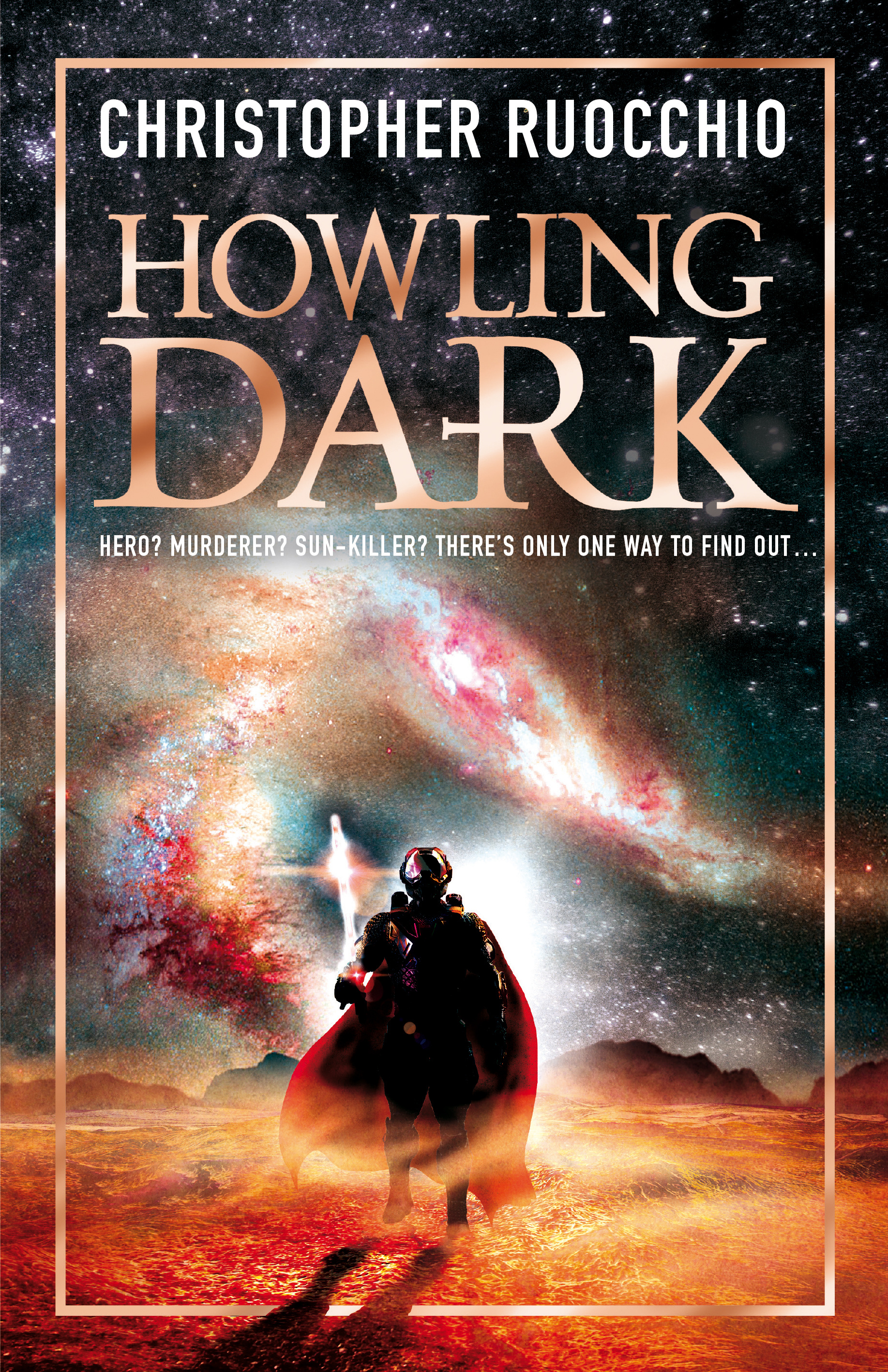 Howling Dark Cover