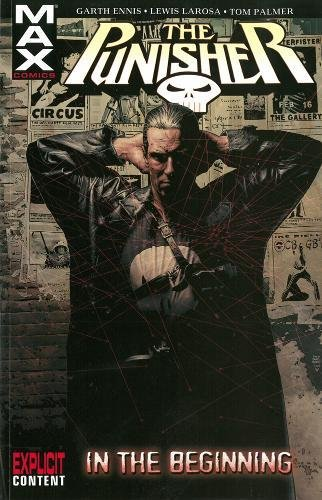 Punisher Max 1 Cover