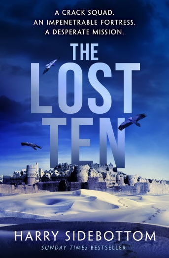 The Lost Ten Cover