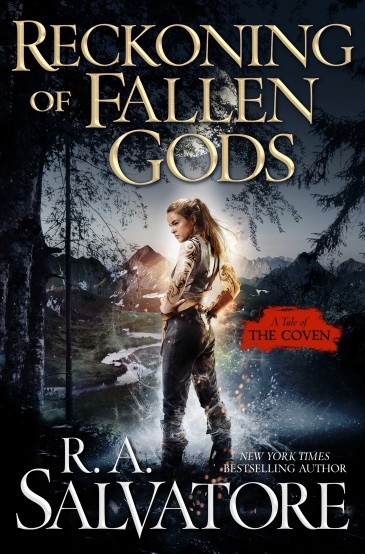 Reckoning of Fallen Gods Cover