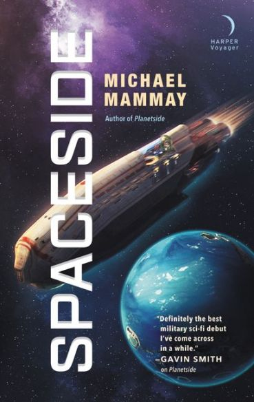 Spaceside Cover
