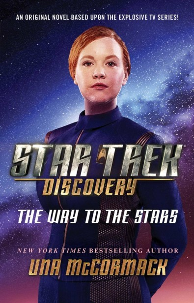 Star Trek Discovery - The Way To The Stars Cover