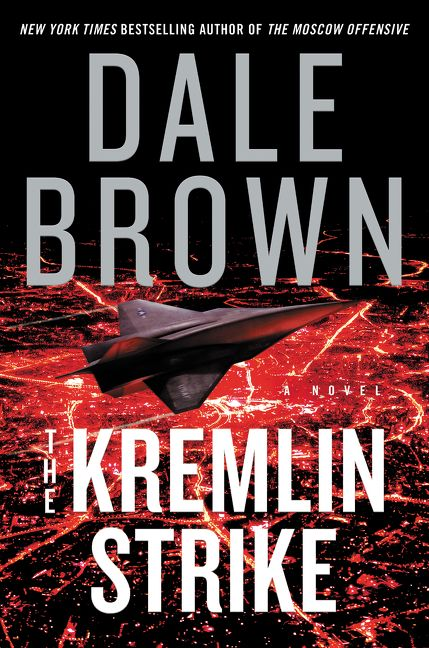 The Kremlin Strike Cover