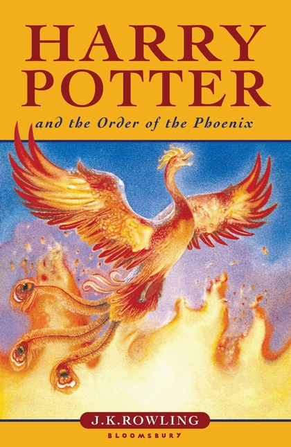 The Order of the Phoenix Cover