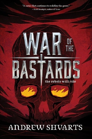 War of the Bastards Cover